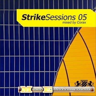 VA - Strike Sessions vol 5 mixed by Corax (2008)