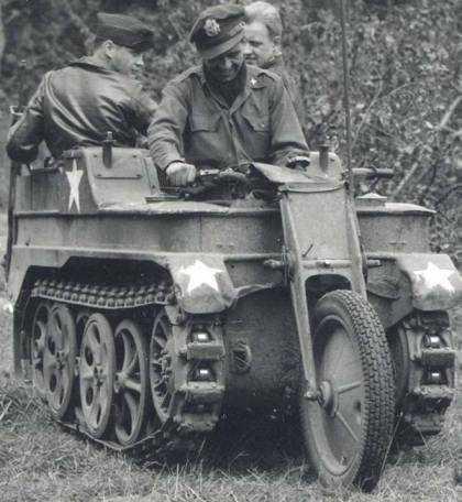 Sd.Kfz. 2 Kettenkrad
