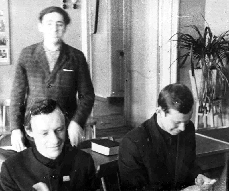 УрГУ, 1969 год