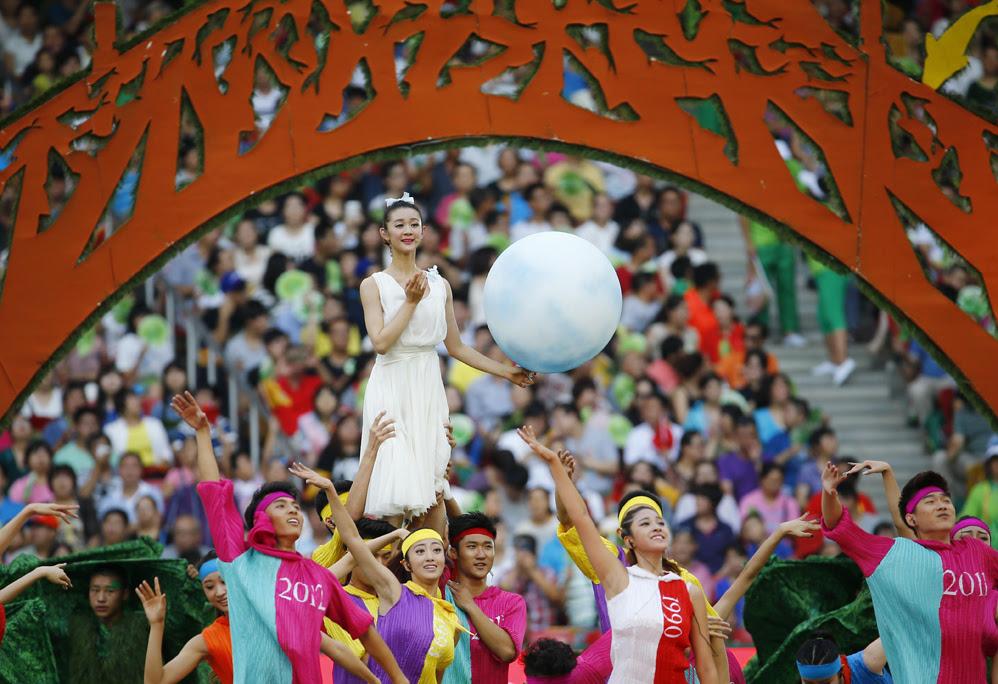 Красивые фотографии открытия XV чемпионата легкой атлетики в Пекине 0 13ff52 1d89ae7c orig