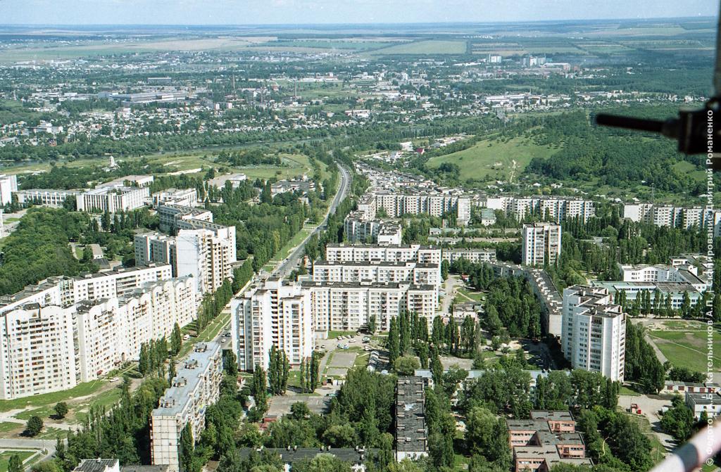 фотография, белгород, белгородская область, белгородский район, высота, белгород с высоты птичьего полёта, телевышка
