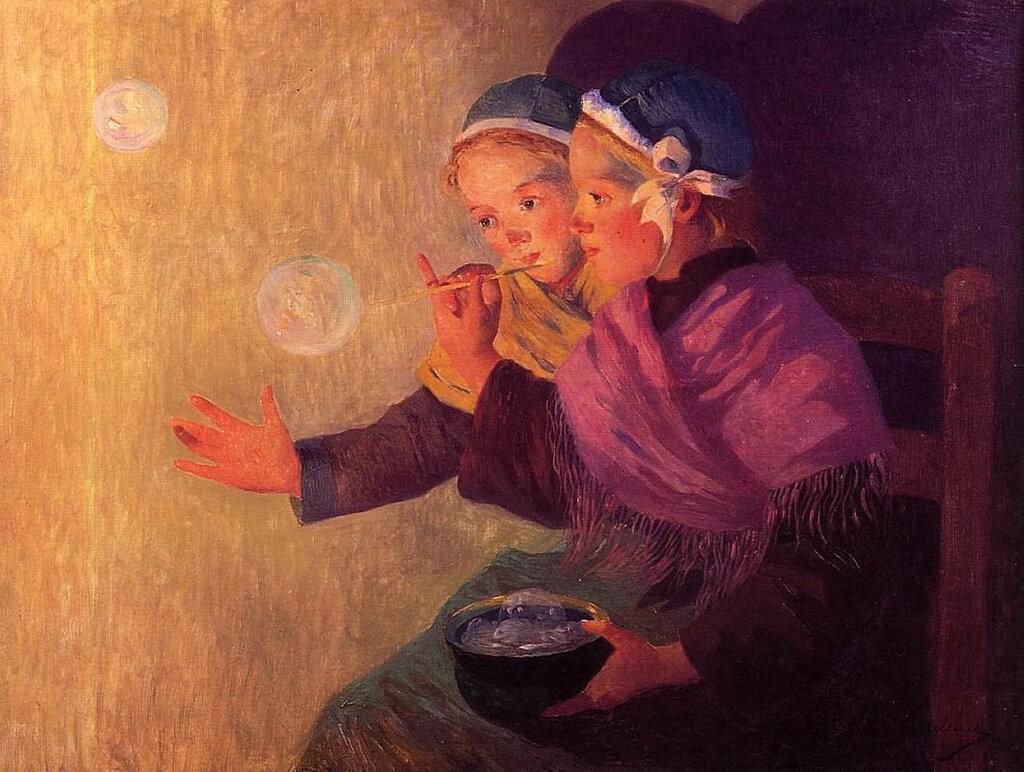 Ferdinand du Puigaudeau - Soap Bubbles, 1895.jpeg