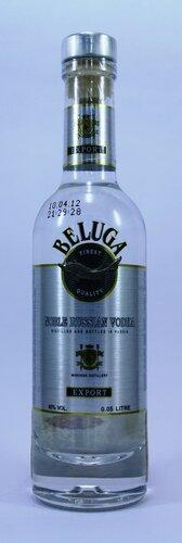 Водка Beluga Export noble russian vodka