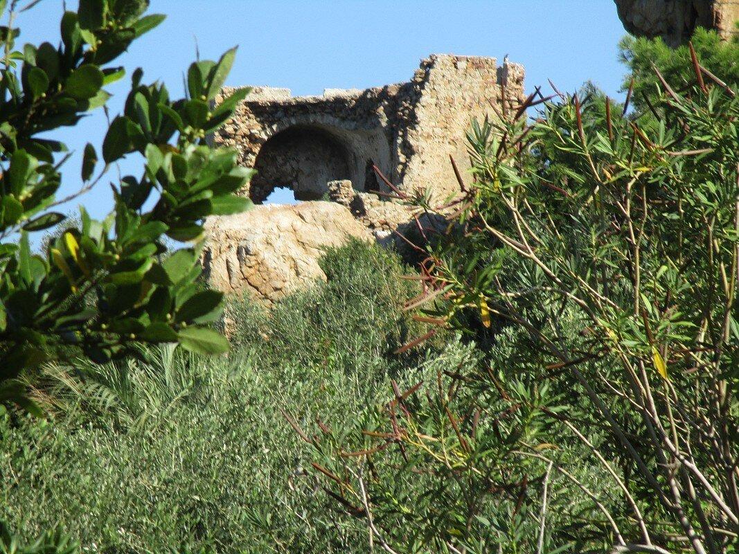 Cefalu. A walk to Cape Kalura
