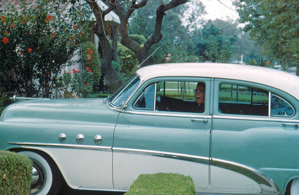 Пляж в районе Форт-Лодердейл, Флорида, 1966 год.
