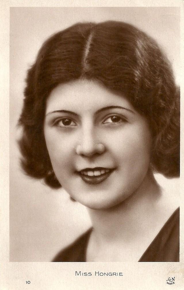 4. Мисс Венгрия Мария Папст.
