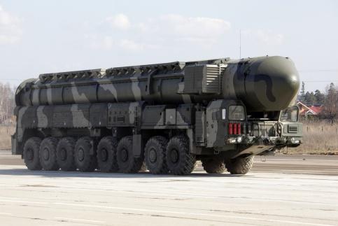 Командующий РВСНРФ раскрыл количество баллистических ракет