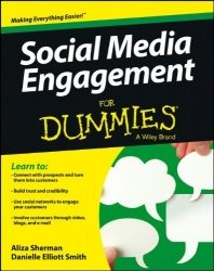 Книга Social Media Engagement For Dummies