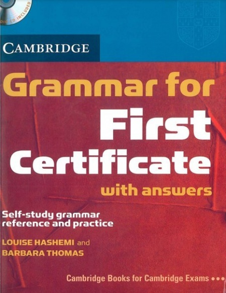 Grammar and Vocabulary for First Certificate /FCE/