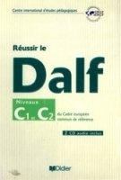 Аудиокнига Réussir le DALF, niveaux C1 et C2 pdf, wma (104 kbps, 44.1 khz) в архиве rar 153,64Мб