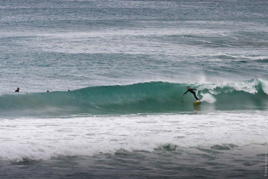 Mangawhai heads серферы