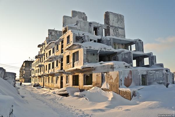 Пиндосы и гейропейцы разбомбили шахтерский поселок в Пермском крае (видео)