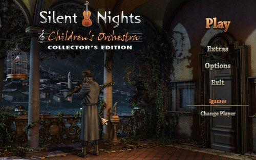 Silent Nights: Children's Orchestra CE