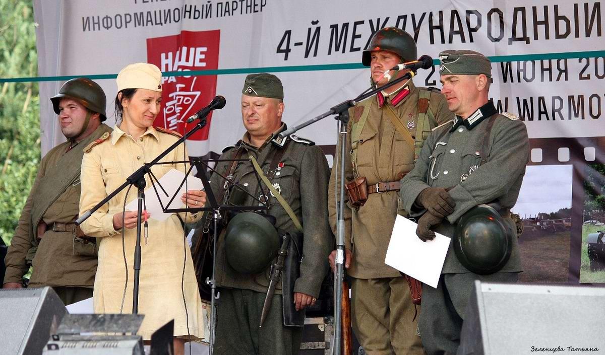 Забавные моменты из жизни военных реконструкторов (76)