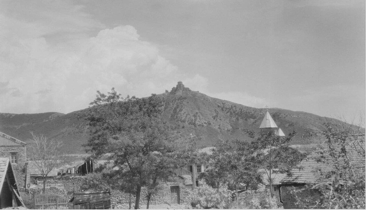 Мцхета. Монастырский храм Джвари