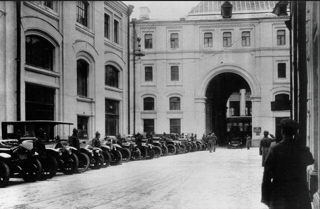 1922. В Кремле