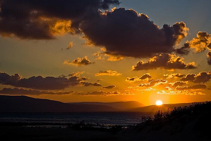 Socotra закат