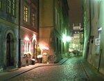 Варшава, поздний вечер