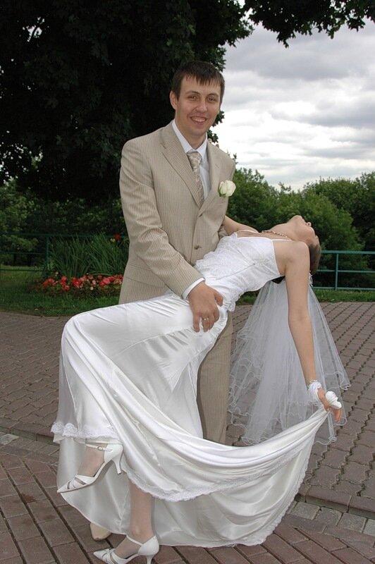 Свадебное танго...