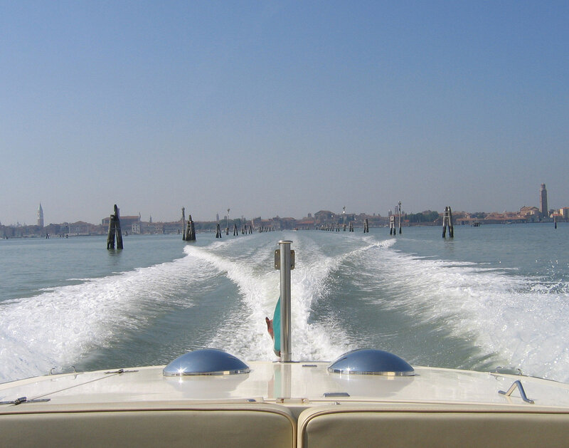 До свидания, Венеция!
