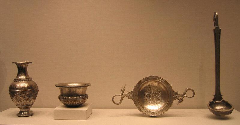 Греческое серебро