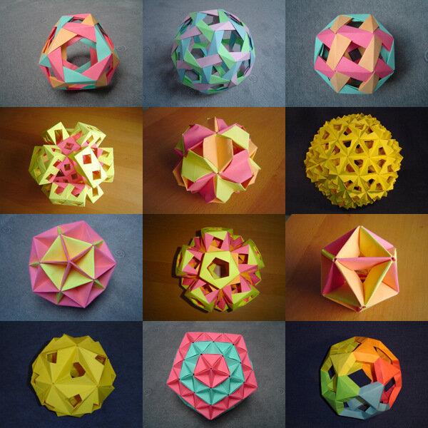 Волшебный шарик схема
