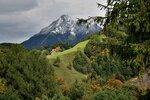 Осень в швейцарских альпах