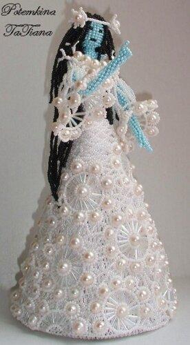 «платье-майка двойное