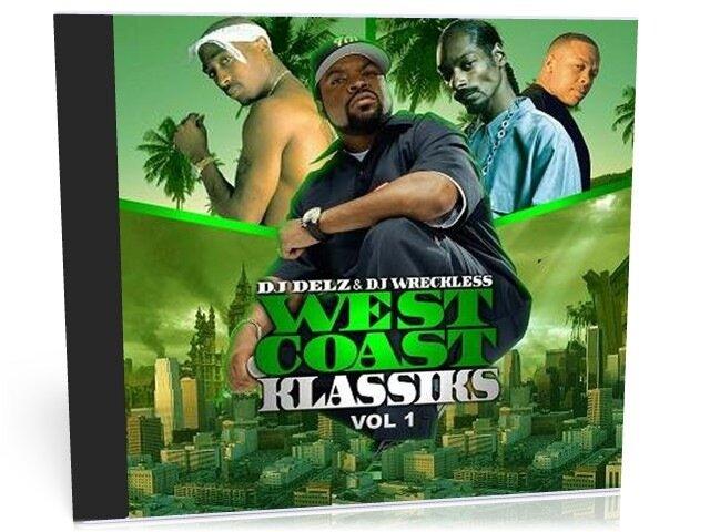 DJ Delz & DJ Wreckless - Westcoast Klassiks ( 2008 ...