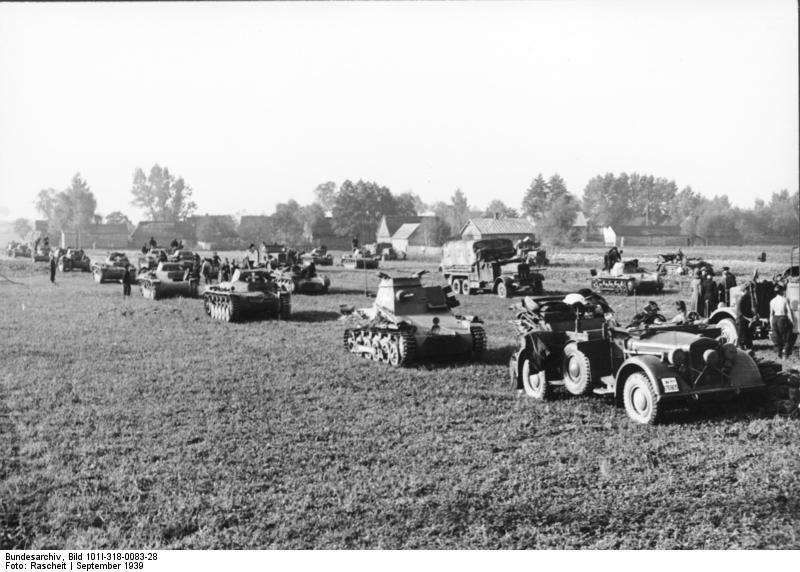 Pz.Kpfw. II / Sd.Kfz. 265 Panzerbefehlswagen