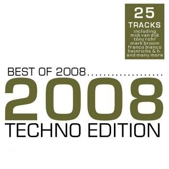 Best Of 2008 Techno Edition WEB 2008