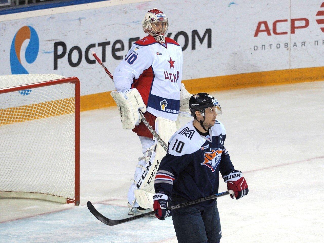 36Металлург - ЦСКА 03.02.2016