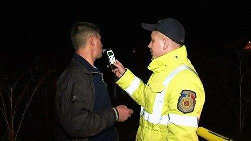 """""""Белые ночи"""" по всей Молдове - проверили около 400 водителей"""
