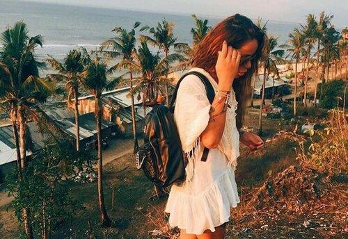 Бывшая супруга Гуфа поселилась с новым супругом на Бали
