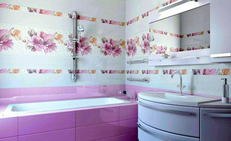 【呵呵什么都有篇】浴室装饰效果图 - 浪漫人生 - .