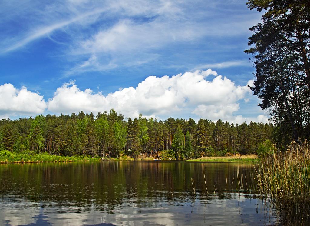 50-и летием, открытки озеро селигер