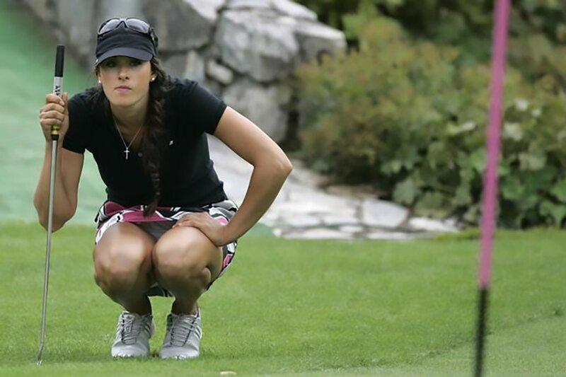 Самые ceкcуальные женщины гольфистки (обновлено)