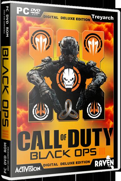 Call of Duty: Black Ops 3 [Update 2] (2015) PC | RePack от xatab