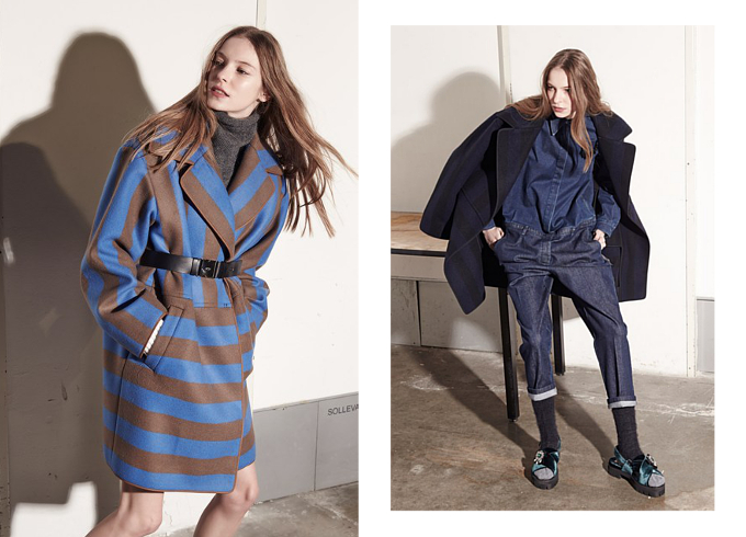 NO. 21 PRE FALL WINTER 2015  3