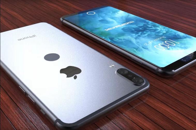 ВiPhone 8 появится новый компонент, меняющий представление о телефонах
