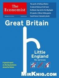 Журнал The Economist - 09 November 2013