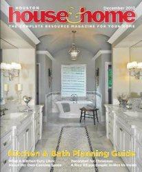 Журнал Houston House & Home №12 2013