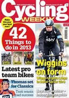 Cycling Weekly (31 января), 2013 / UK