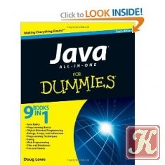 Книга Java All-in-One For Dummies