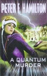 Книга A Quantum Murder (Greg Mandel)