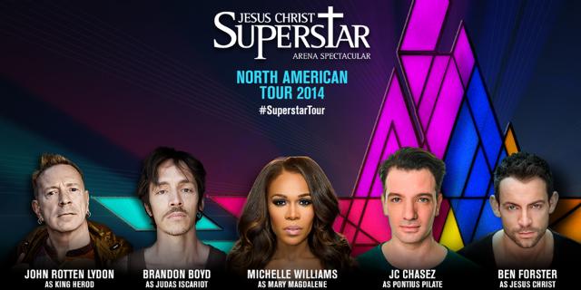 Афиша North America Tour