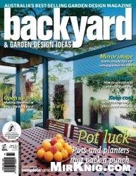 Журнал Backyard & Garden Design Ideas Issue 13.1