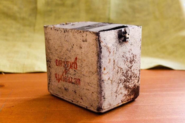 Бесценные детские сокровища, пролежавшие в коробочке долгие годы