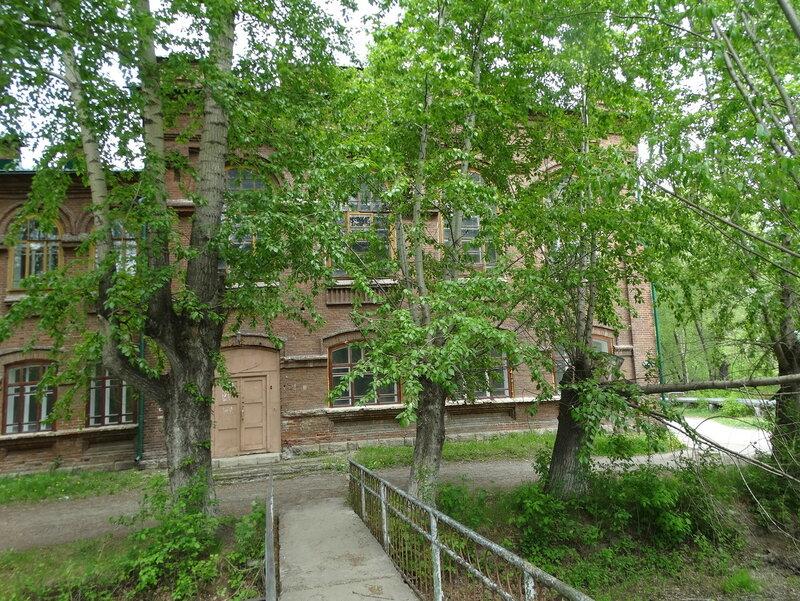 Прогимназия в Кыштыме
