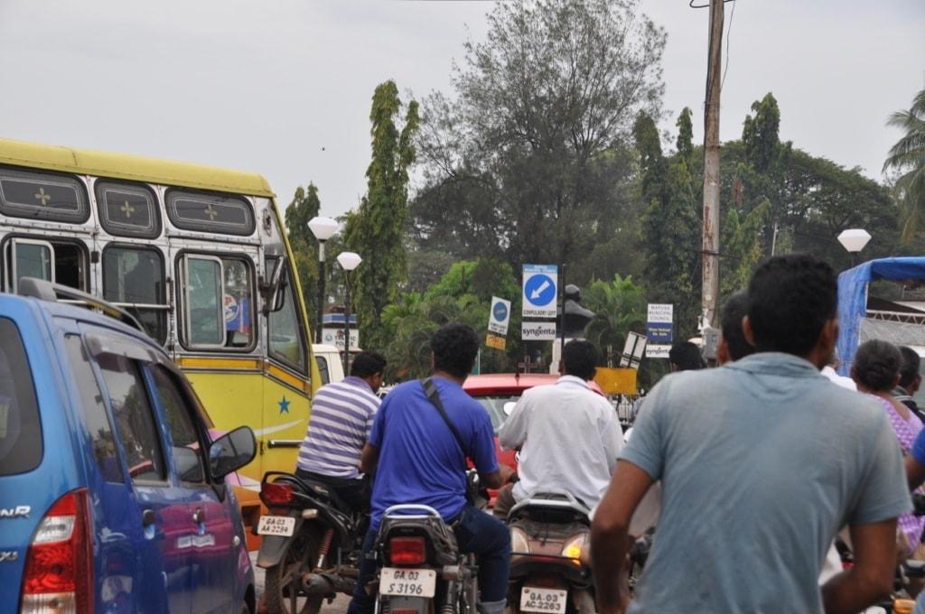 Индийский трафик